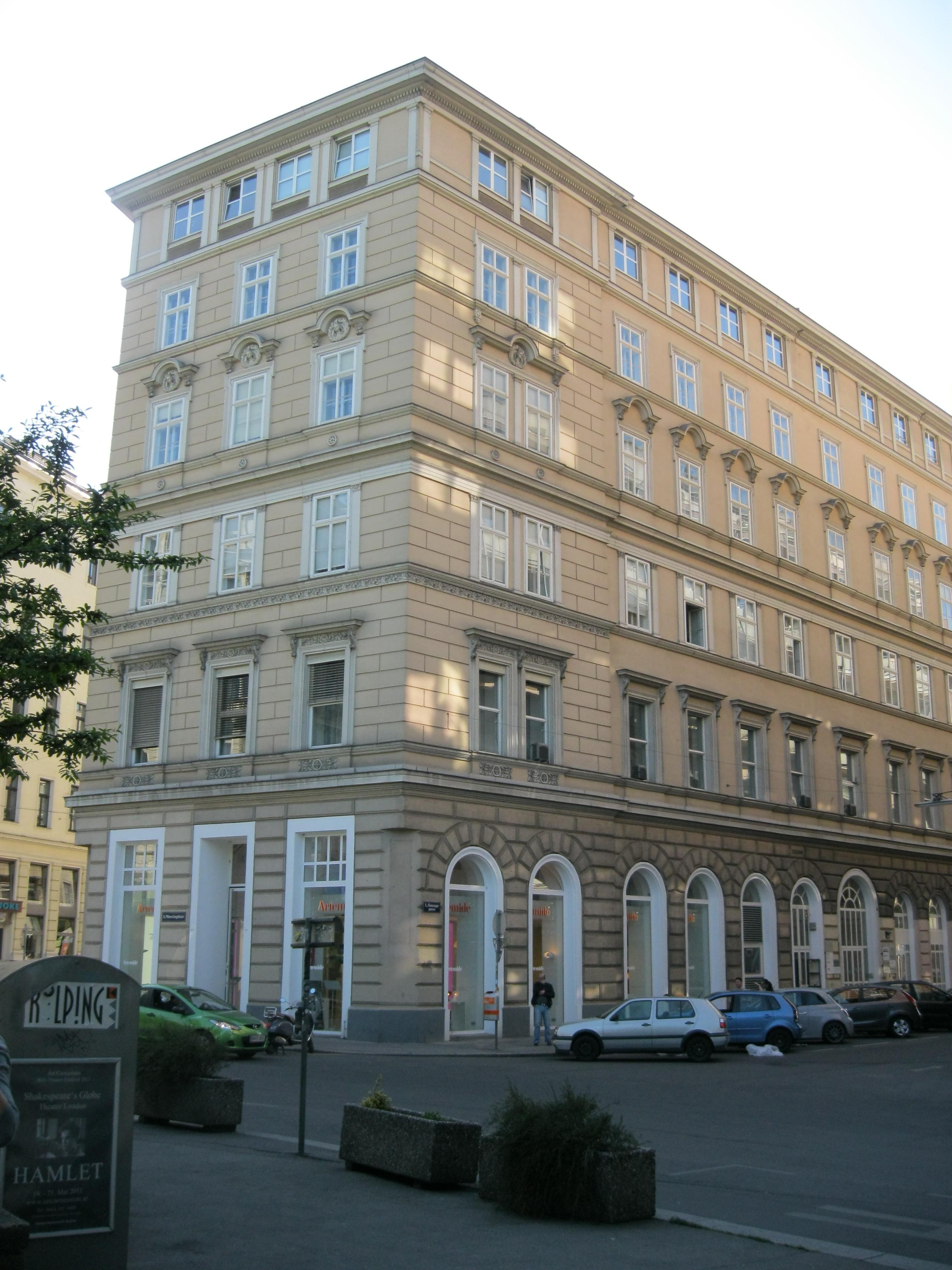 Wien - Gonzagagasse 01 - 03.JPG