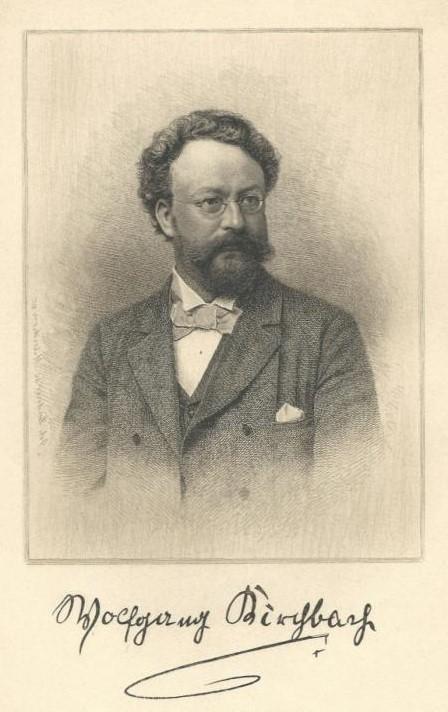 Wolfgang Kirchbach in 1895