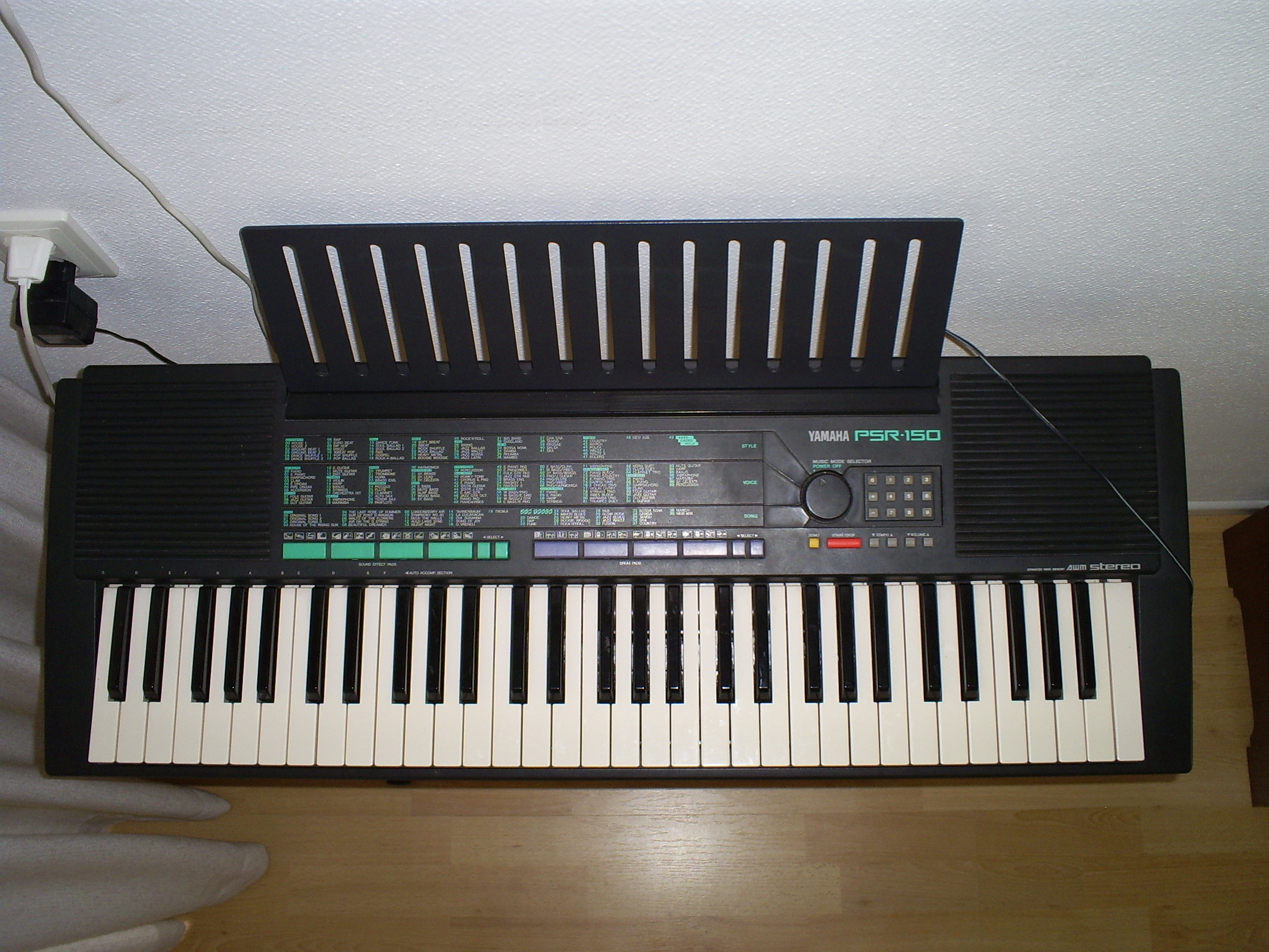 Yamaha Psr   Music Rest