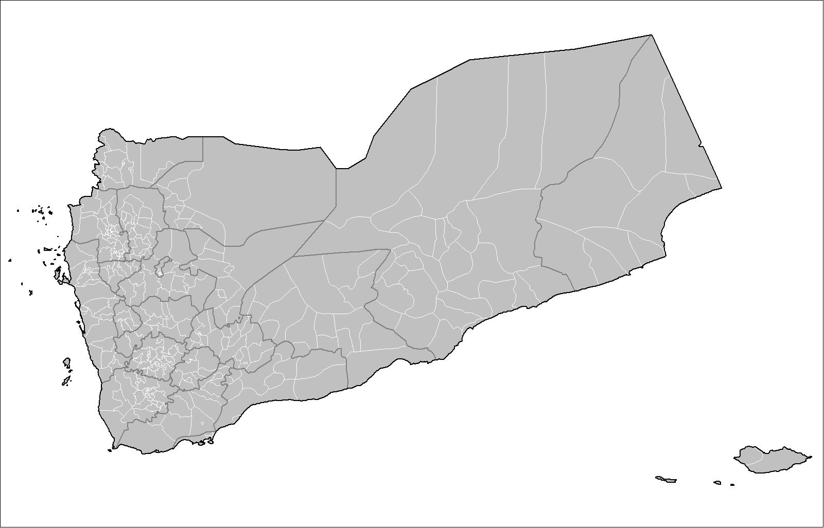 FileYemen Districtspng Wikimedia Commons - Yemen map png