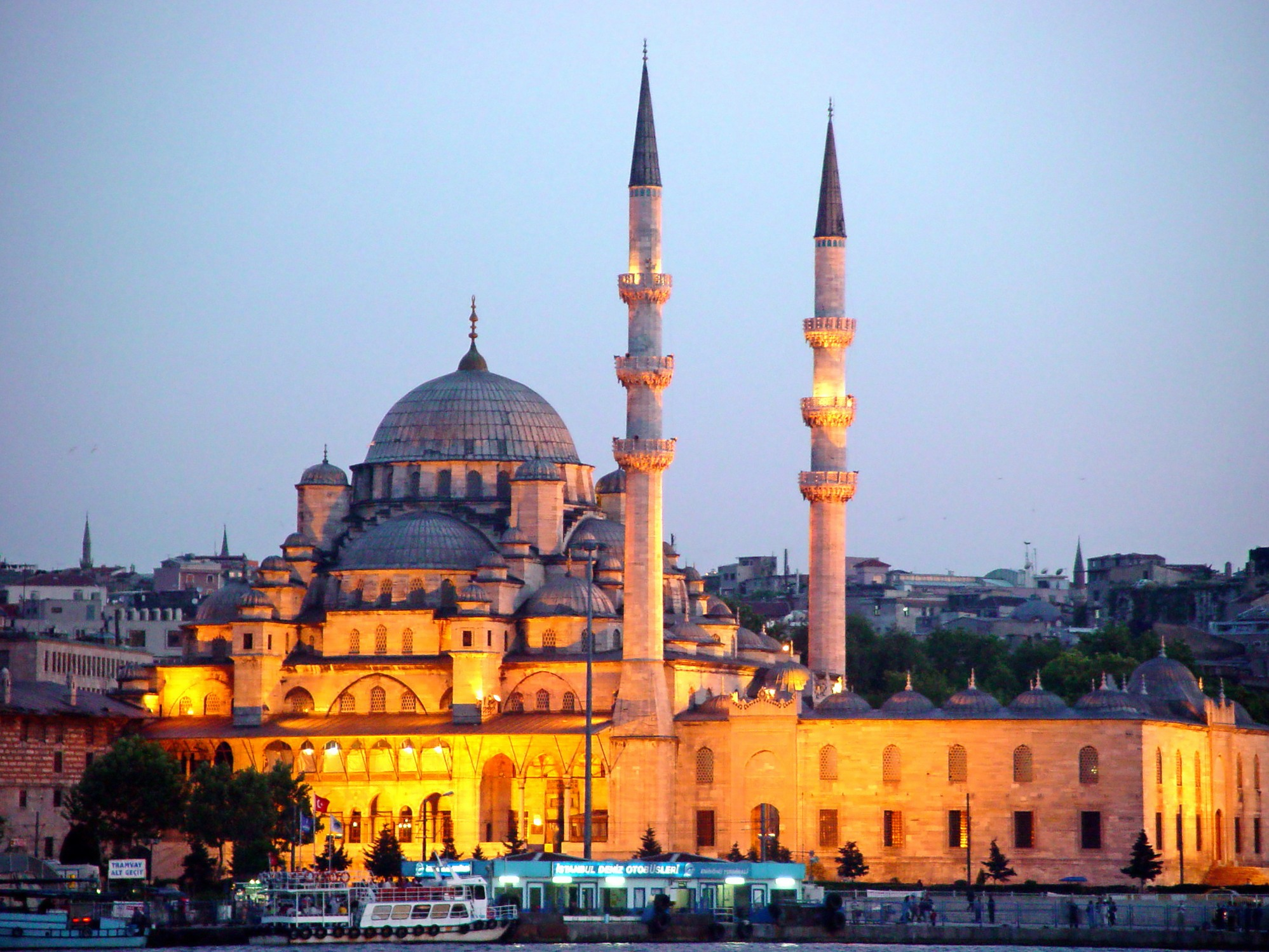 New Mosque (Istanbul) - Wikiwand