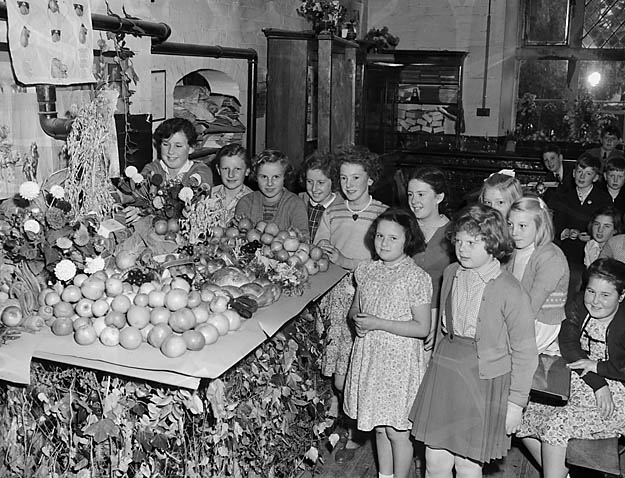 File:(Chirk Primary School's harvest festival) (6302836096).jpg