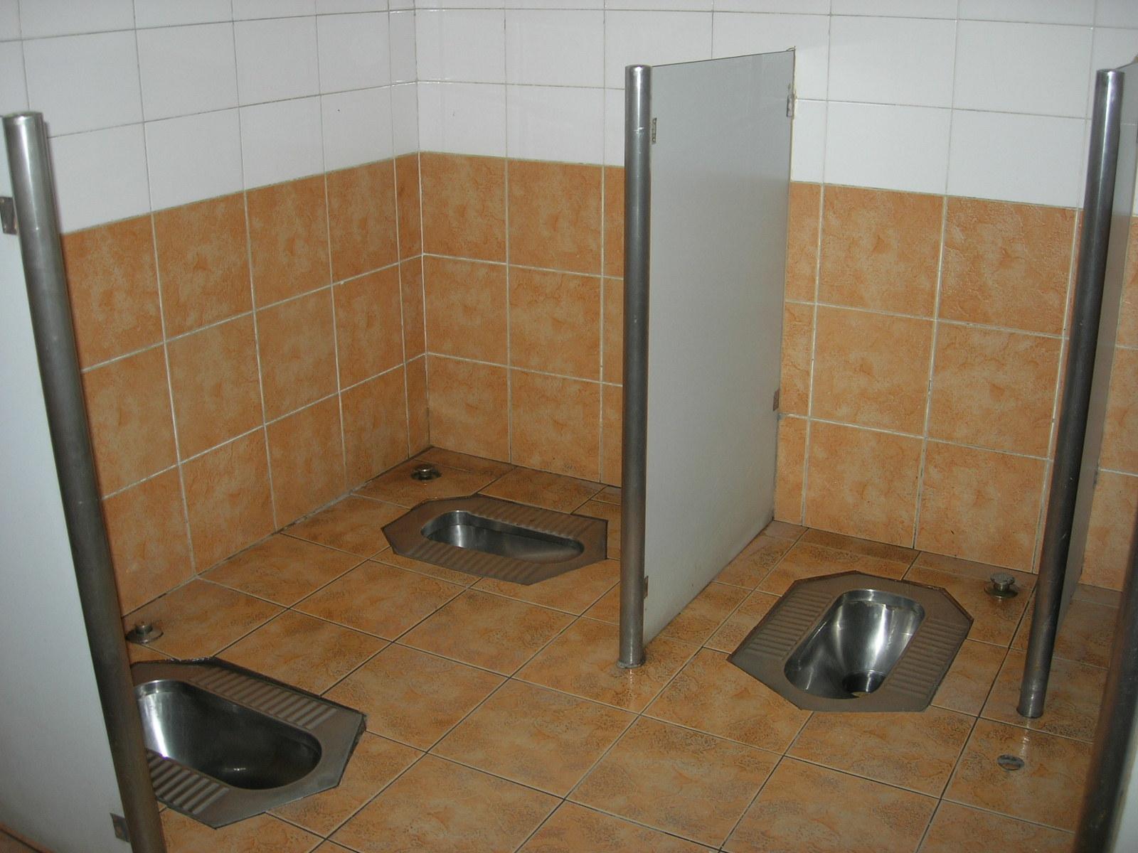 Toiletten In China Reiseführer Auf Wikivoyage