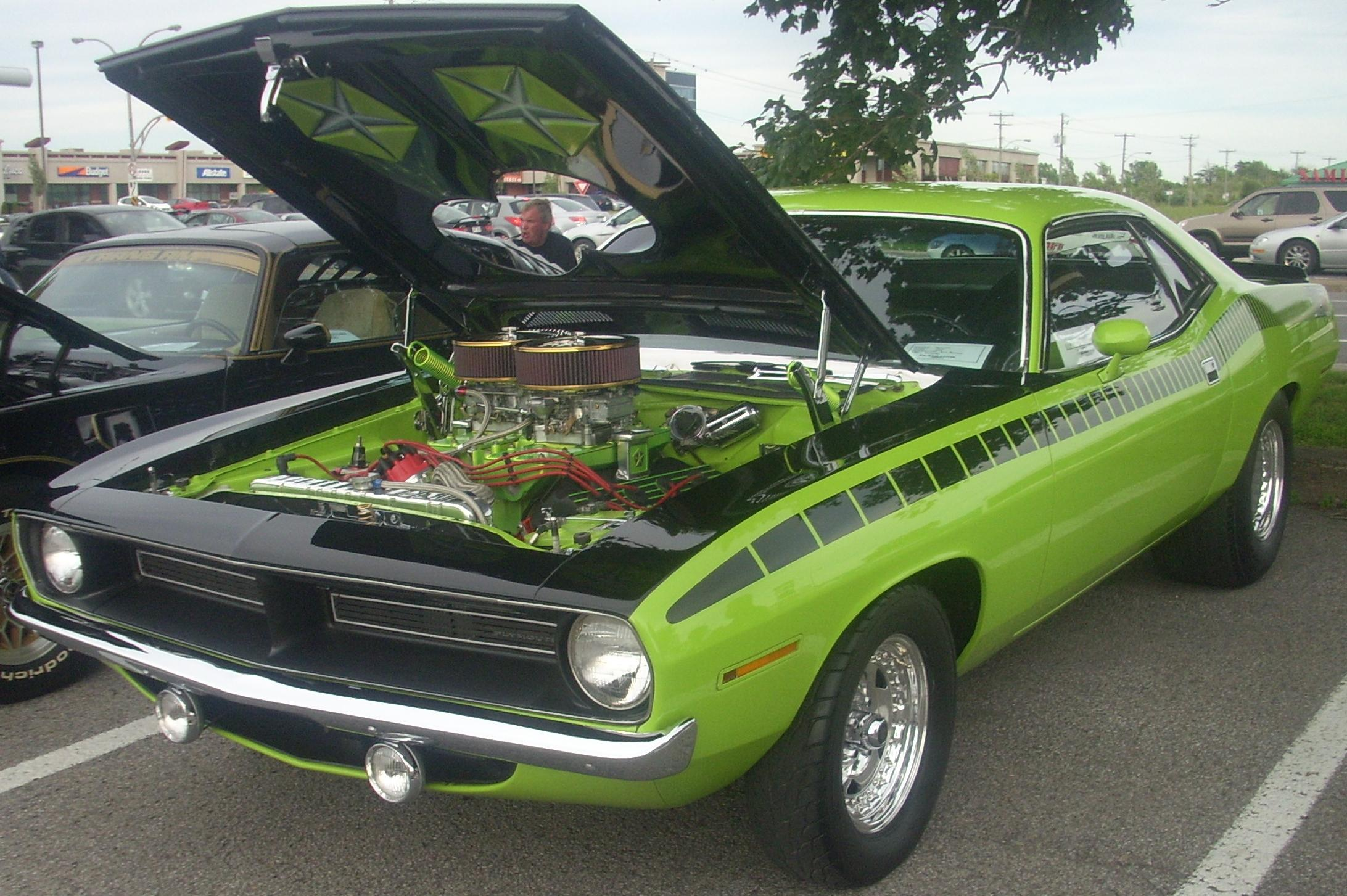 70 plymouth barracuda submited images