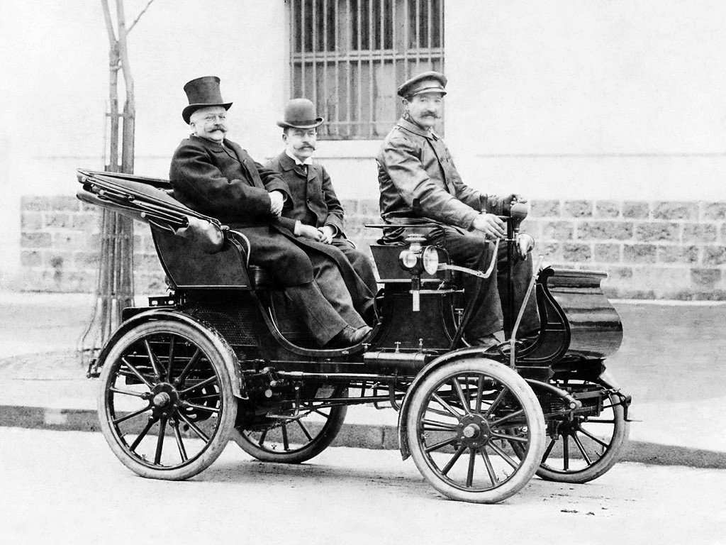 Car Manufacturers Early 1900s Mail: Peugeot Type 28
