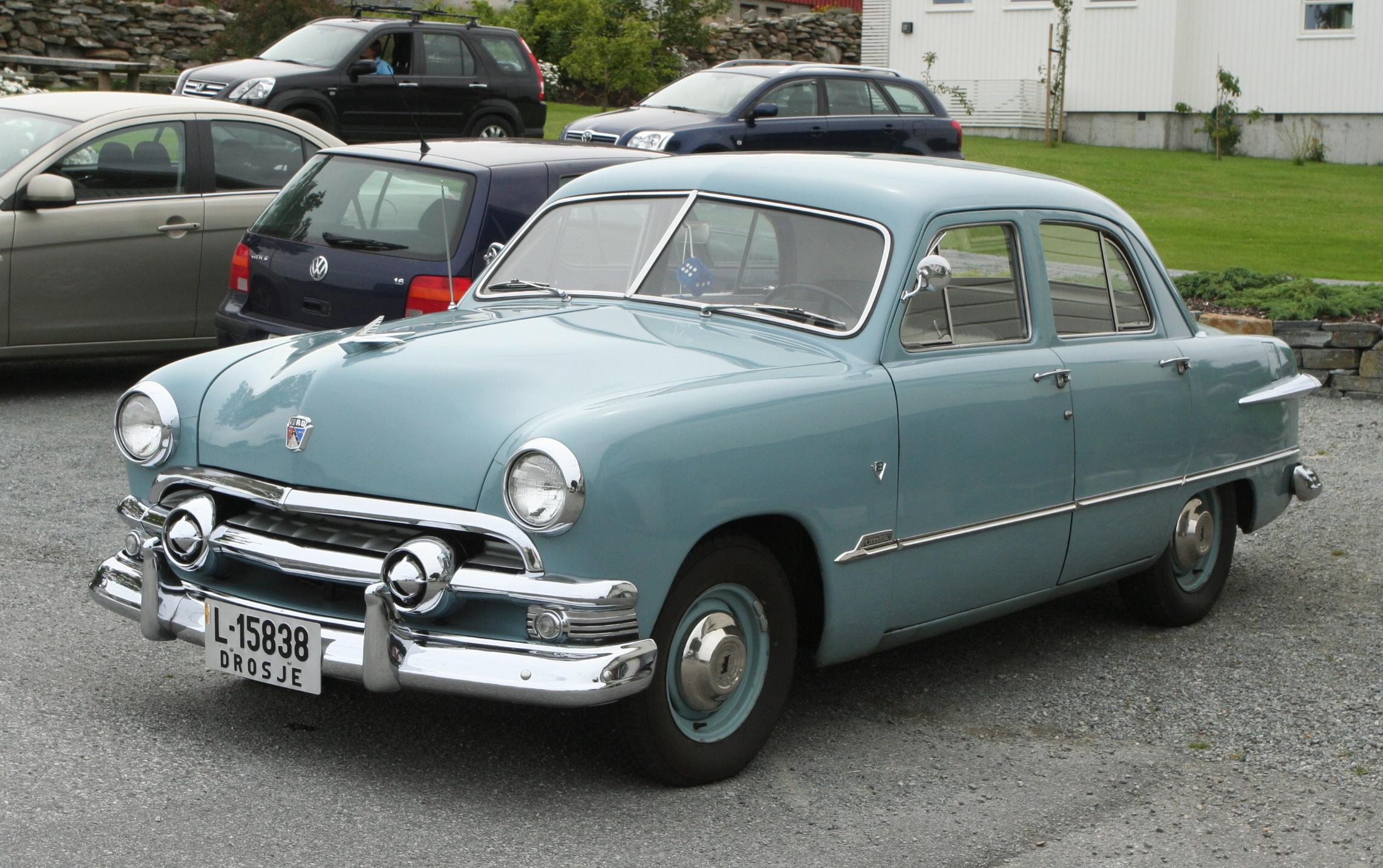 Ford Four Car Club
