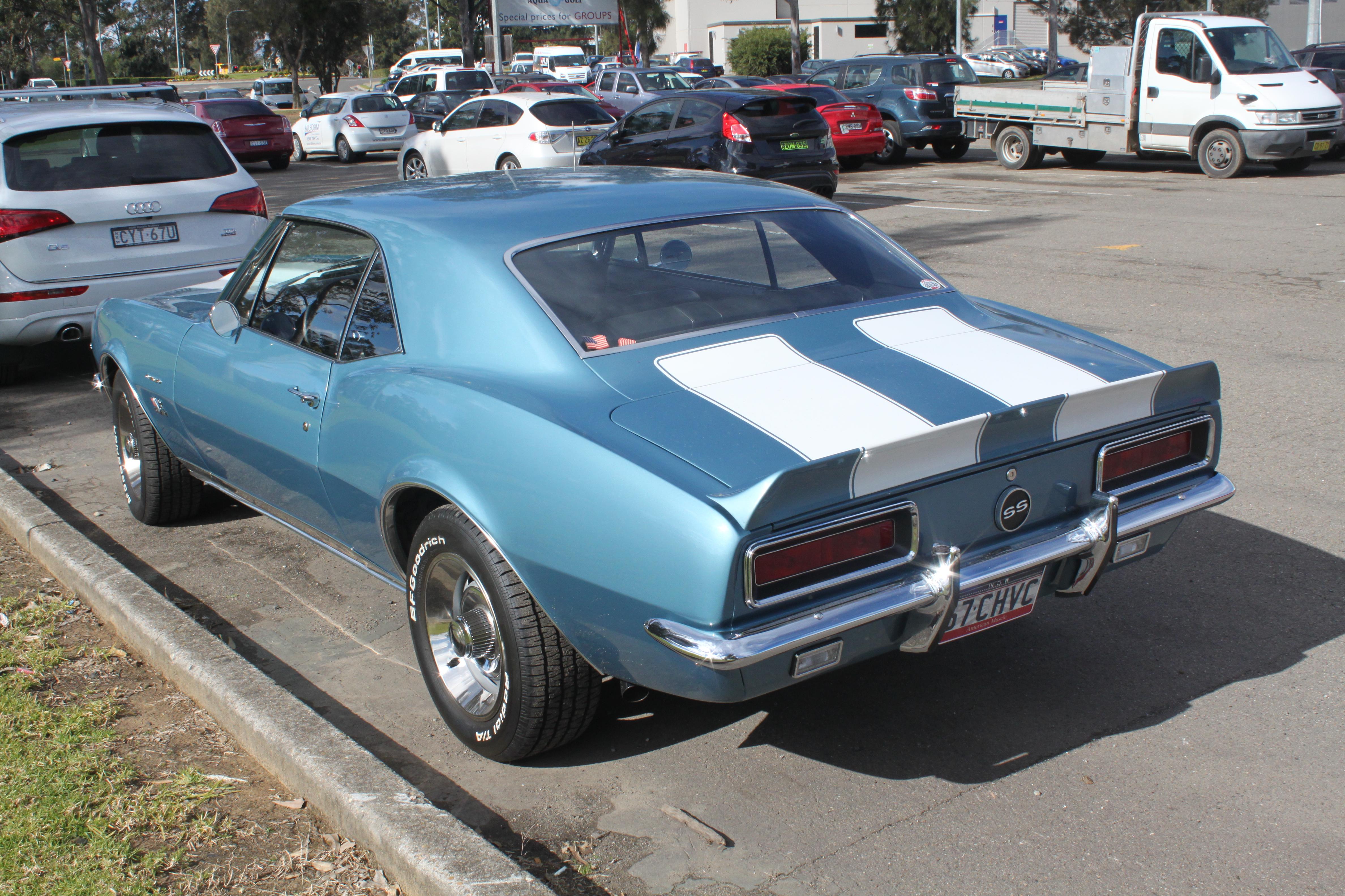 Kekurangan Chevrolet Camaro Ss 1967 Spesifikasi