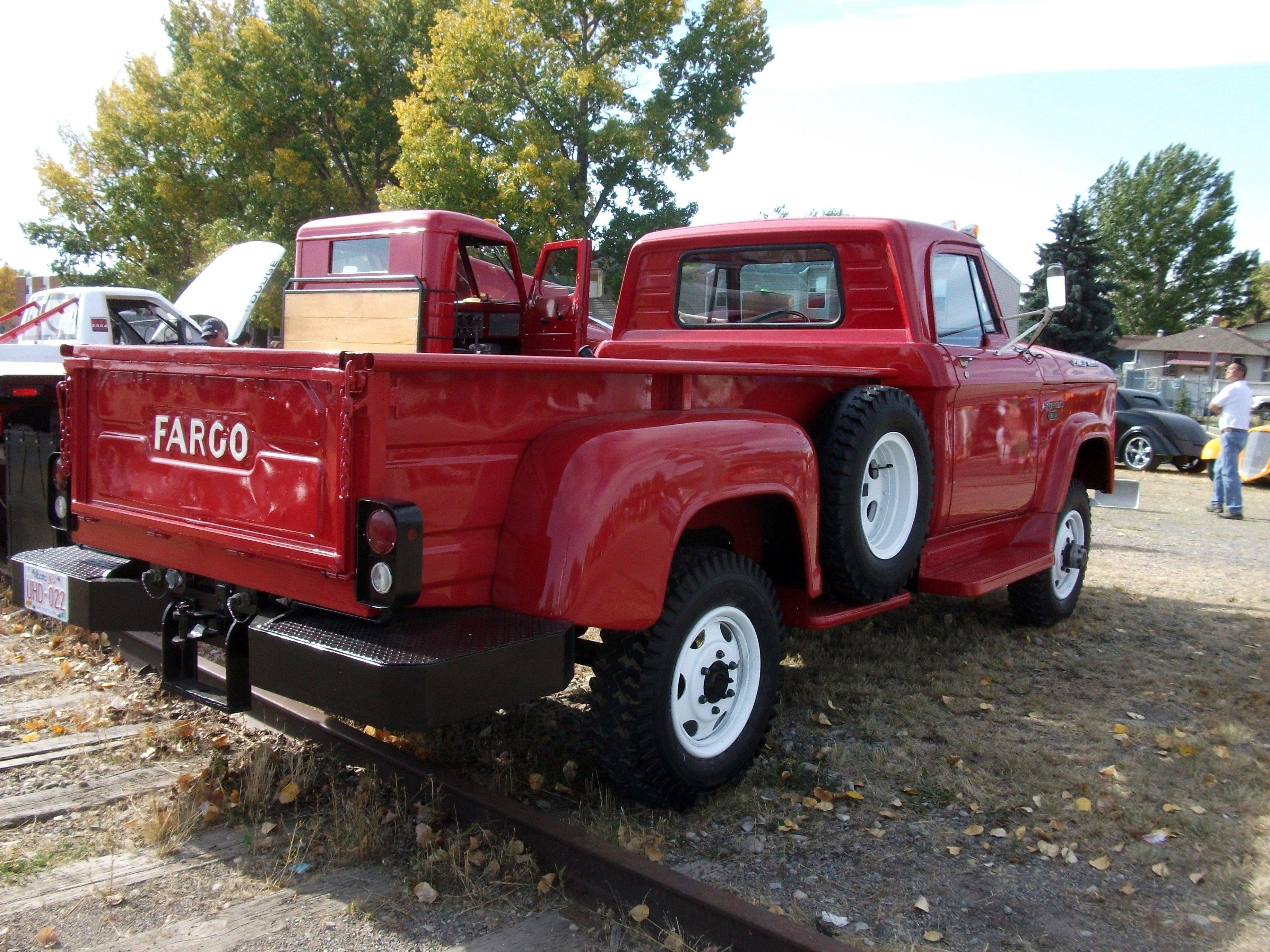 Fargo W Power Wagon on 1977 Dodge Power Wagon Wiki