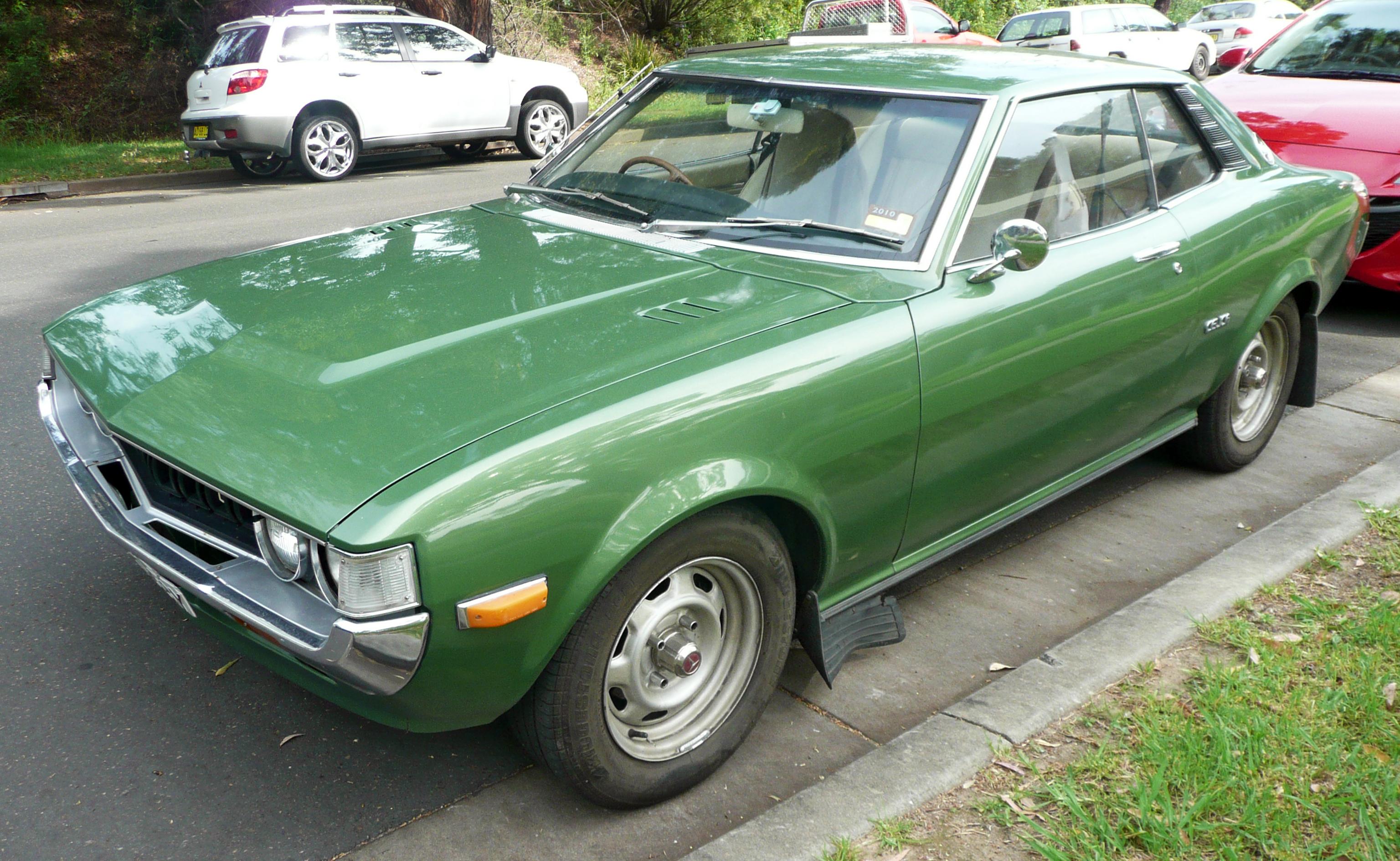 Toyota Celica Lt 1977 >> Tiedosto:1976-1977 Toyota Celica (RA23) LT hardtop 01.jpg – Wikipedia