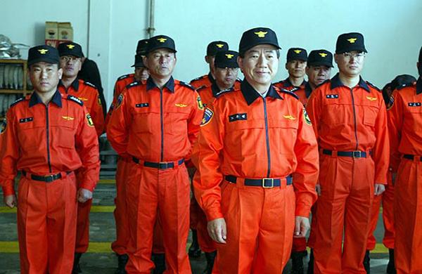2000년대 초반 서울소방 소방공무원(소방관) 활동 사진 74 노무현