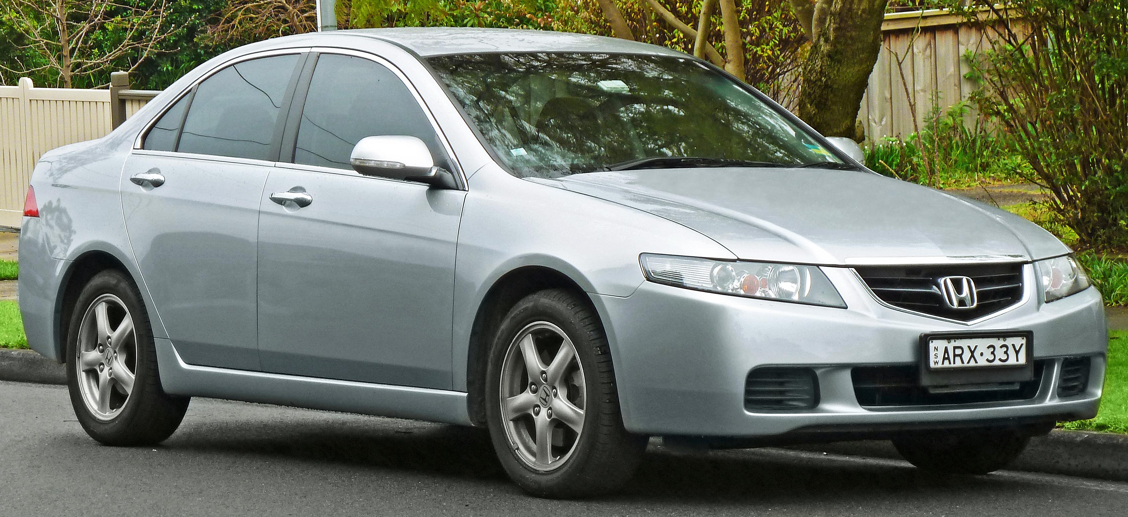 Хонда аккорд 2006 фото