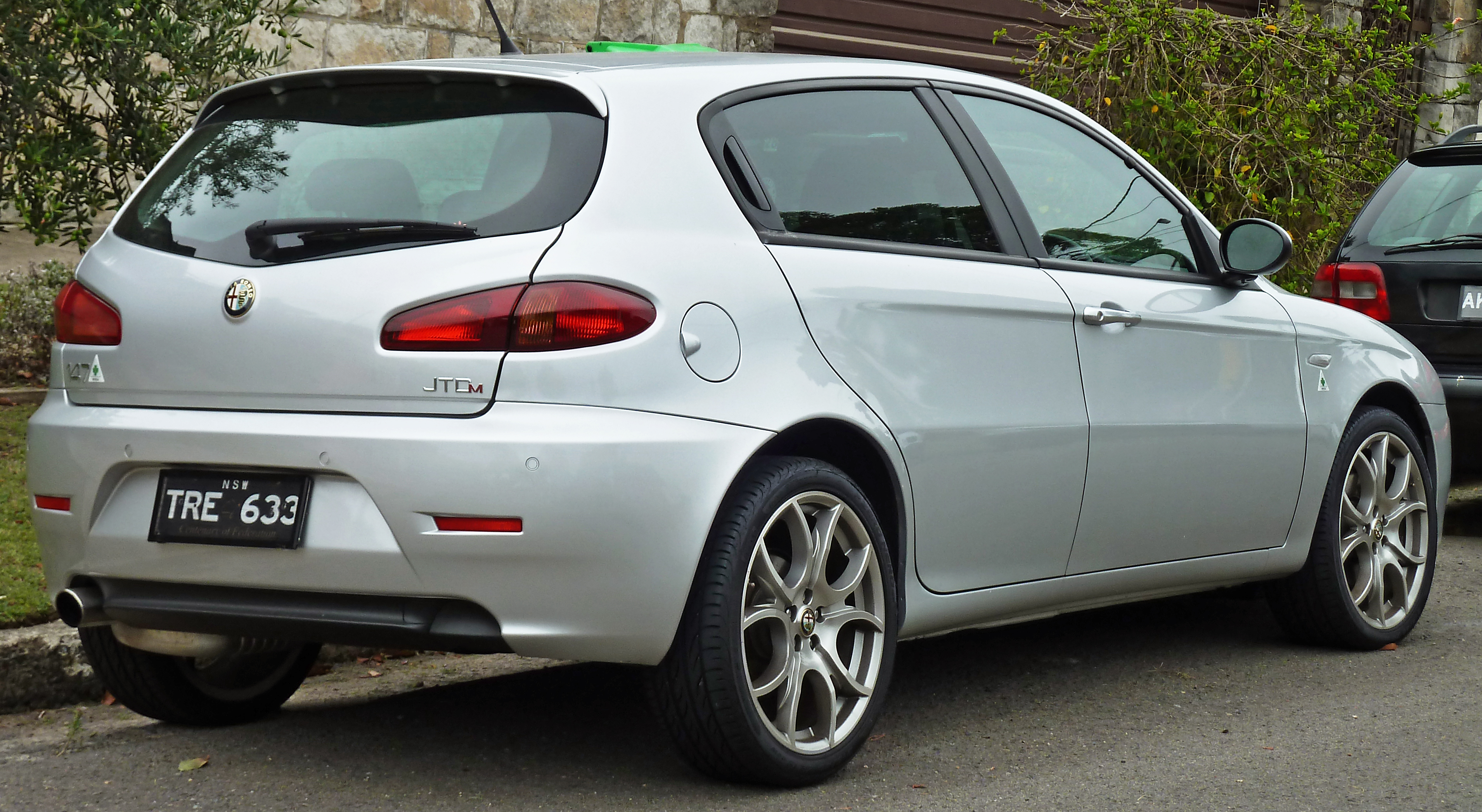 file:2008-2009 alfa romeo 147 jtd monza 5-door hatchback (2011-01-13