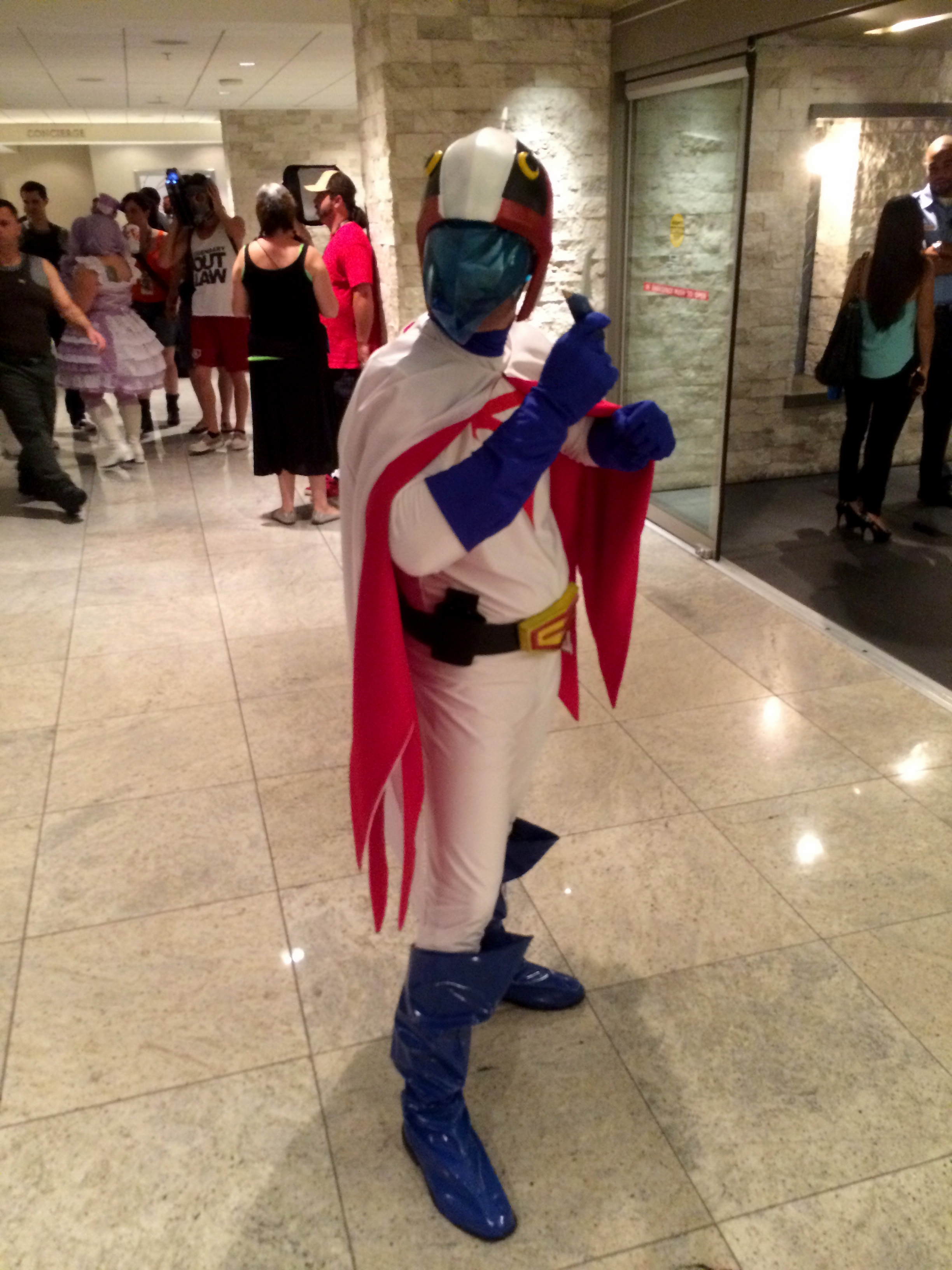 Battle of the planets cosplay
