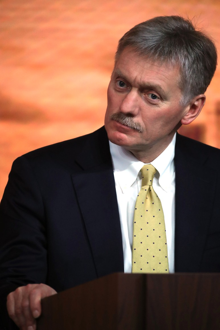 Dmitri Peskov - Wikipedia, la enciclopedia libre