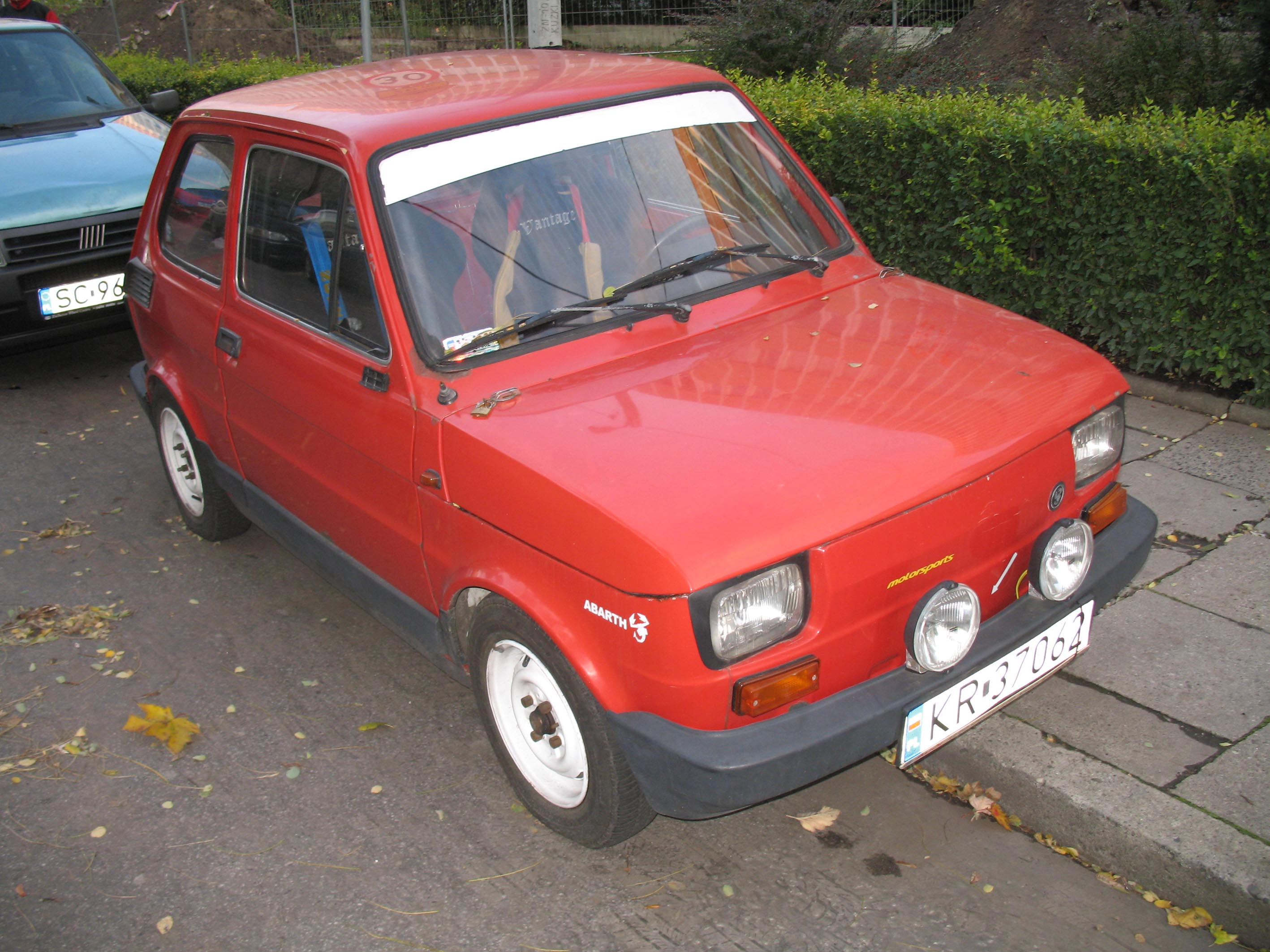 file abarth fiat 126p 650 wikimedia commons. Black Bedroom Furniture Sets. Home Design Ideas