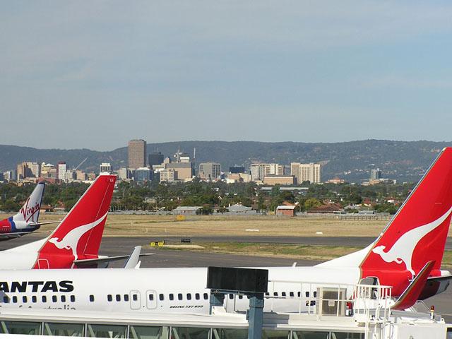 阿德萊德機場