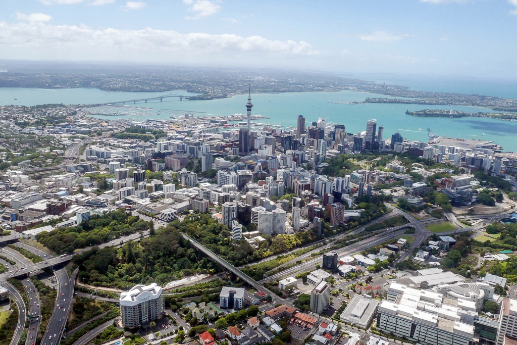 Auckland CBD - Wikipedia, the free encyclopedia