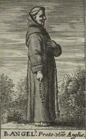 Agnellus of Pisa Friar Minor