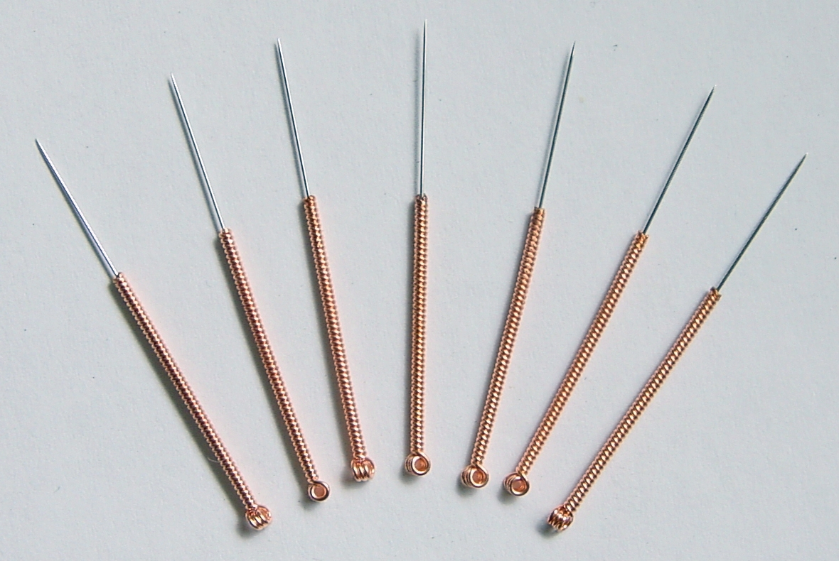 Image result for acupuncture needles