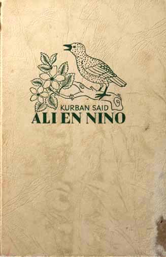 Image result for ali and nino book