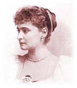 OTMA, las últimas grandes duquesas de Rusia. Alix_of_Hesse