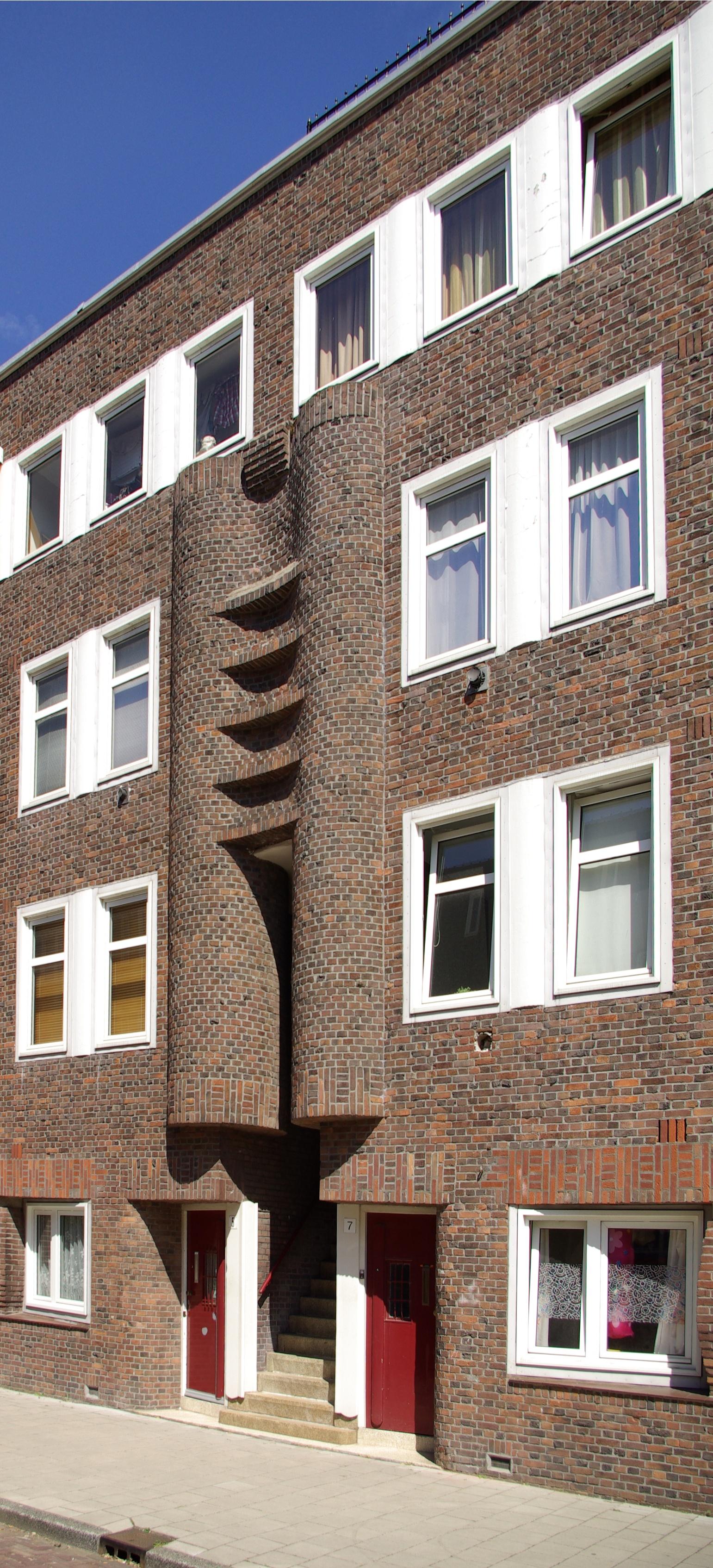 File amsterdam woonhuis holendrechtstraat 1 47 001 jpg for Woonhuis rotterdam