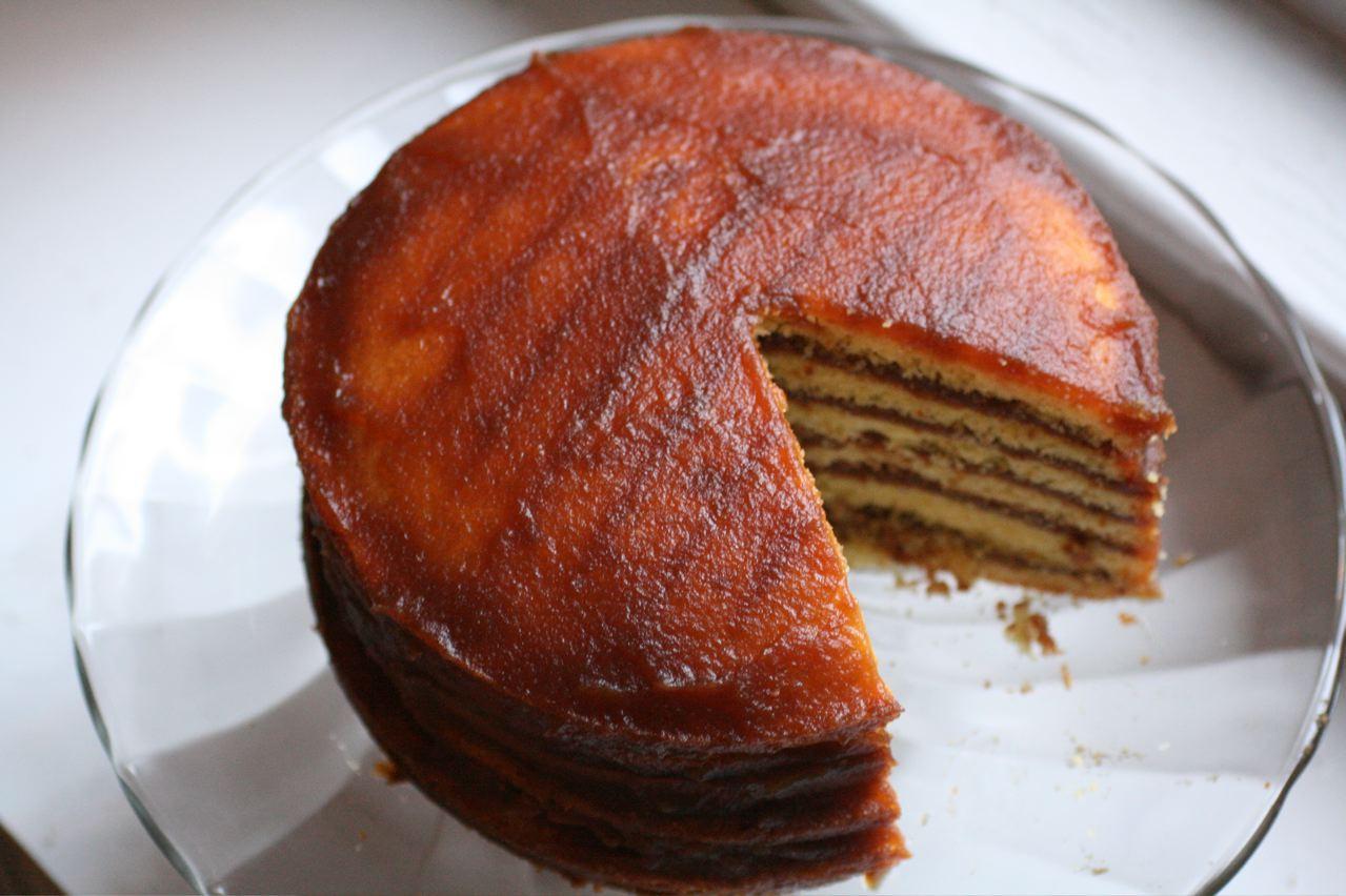 Apple Stack Cake Cherokee Indian Recipe
