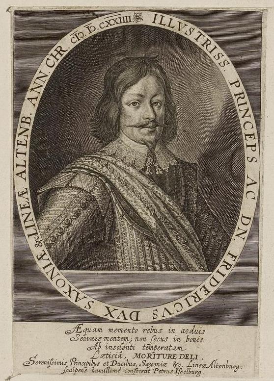 friedrich von sachsen altenburg 1599 1625 wikipedia. Black Bedroom Furniture Sets. Home Design Ideas