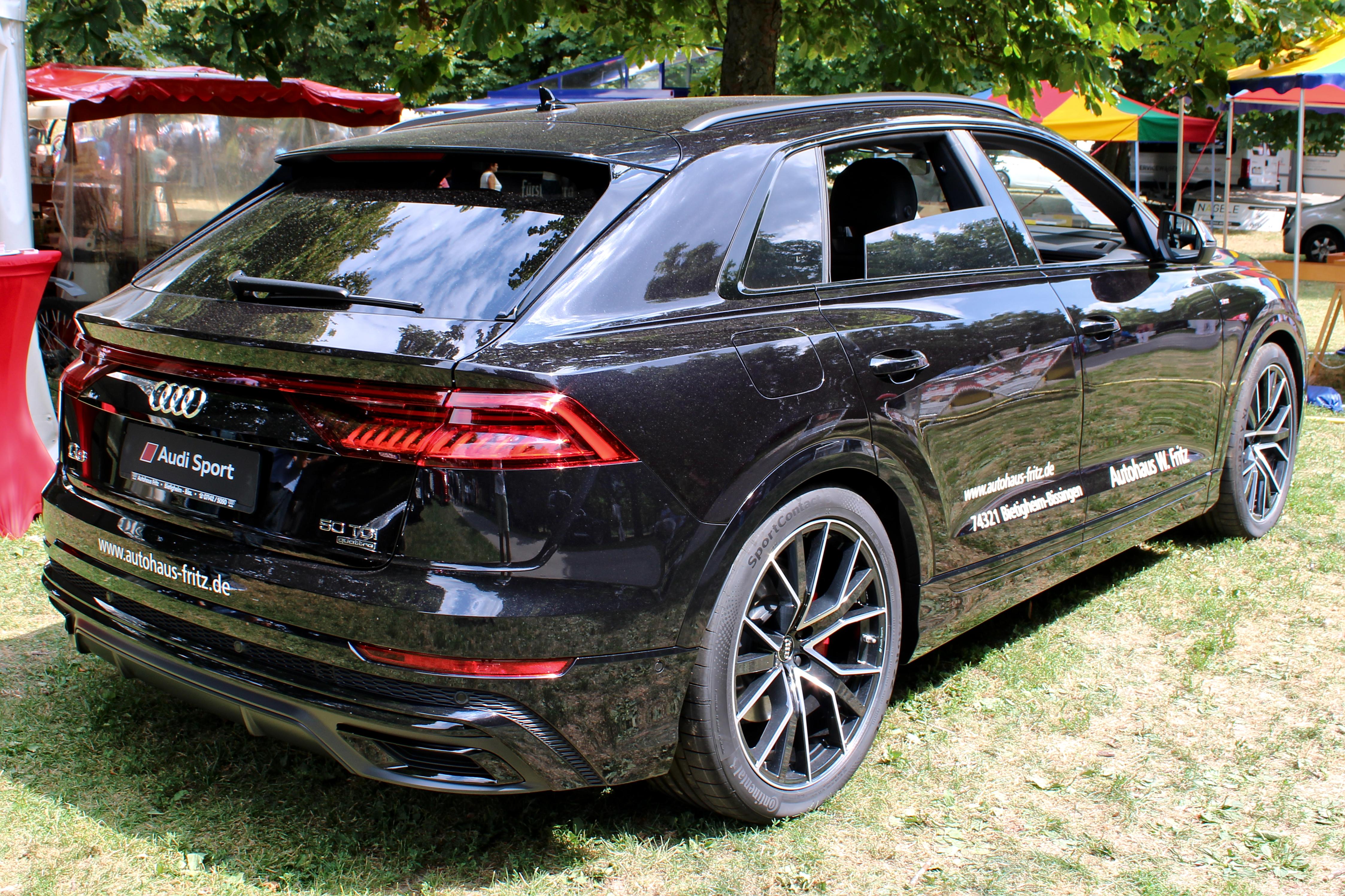 Datei Audi Q8 Monrepos 2018 Img 0096 Jpg Wikipedia