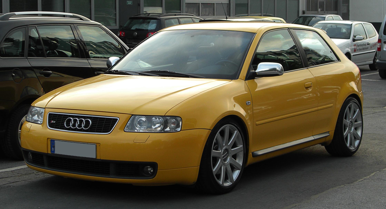 File Audi S3 8l Facelift Frontansicht 20 Mai 2011
