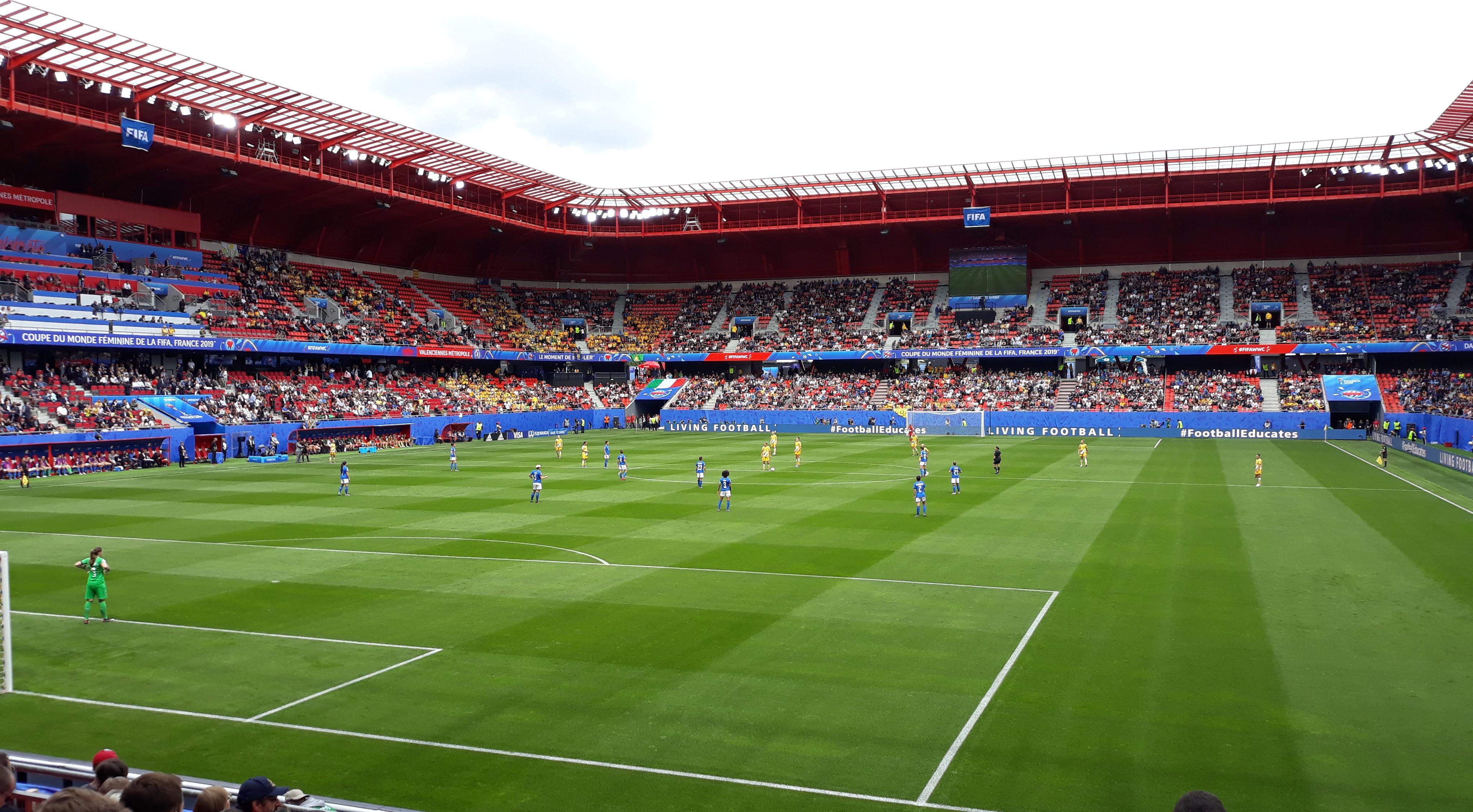 Stade Du Hainaut Wikipedia