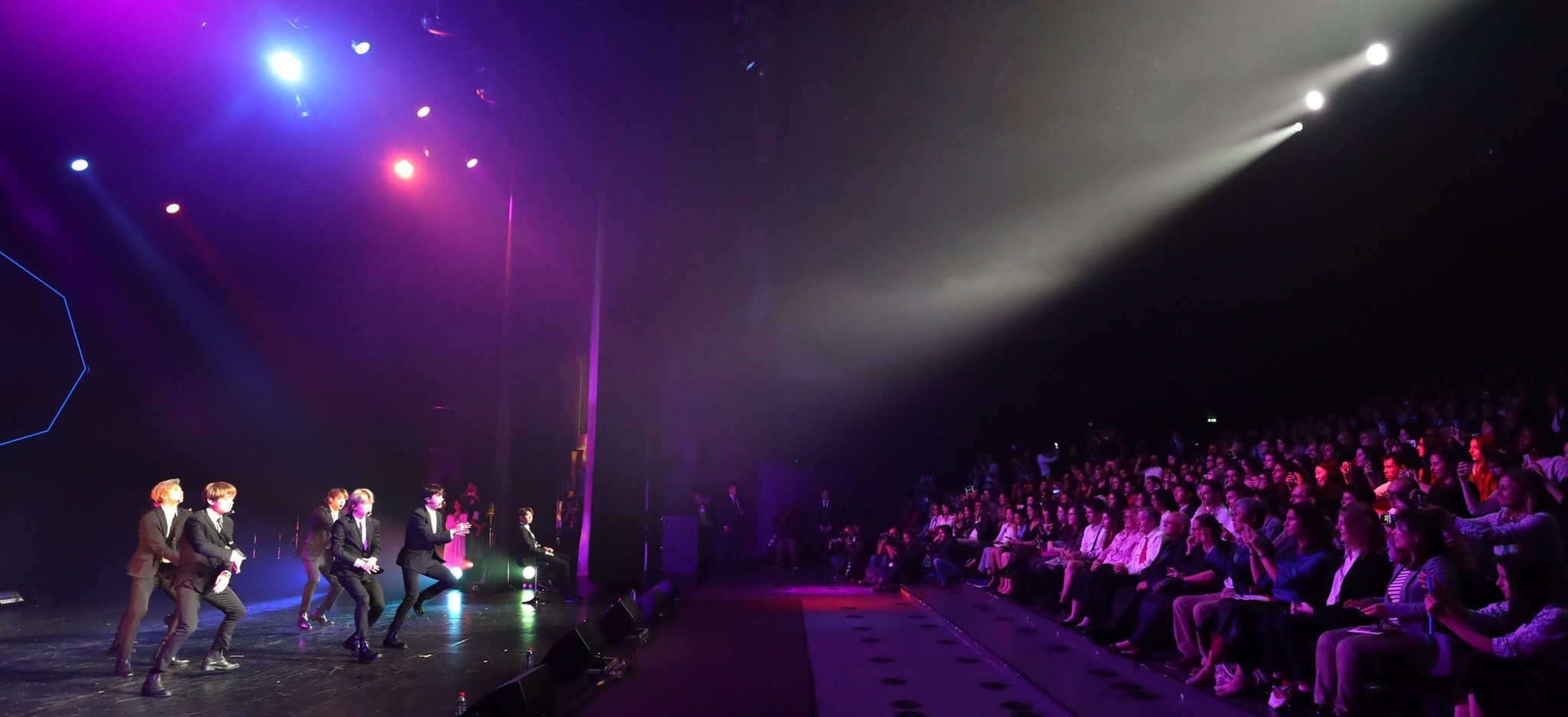 File:BTS performing at the Korea-France Friendship Concert
