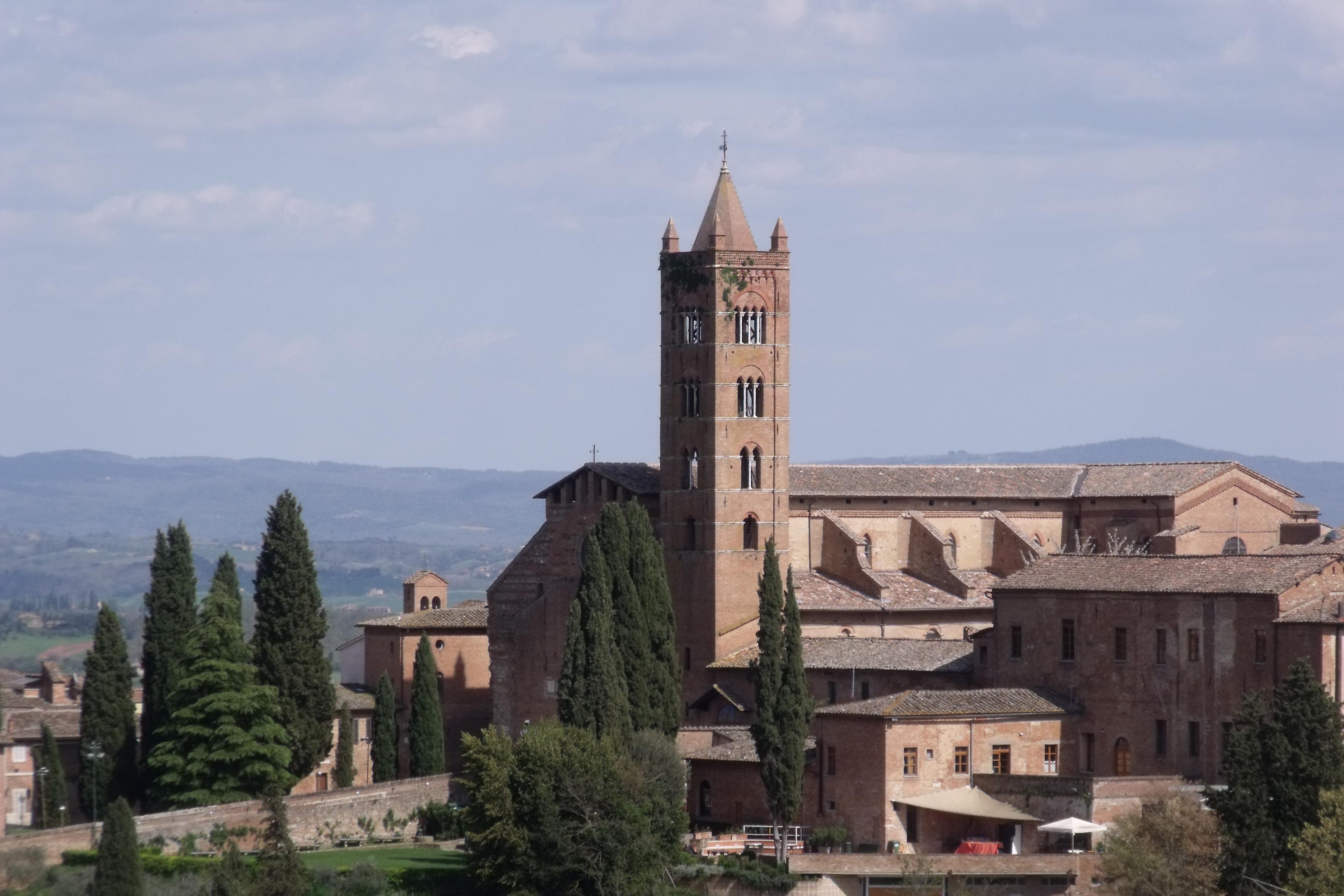 Siena | Basilica San Clemente in Santa Maria dei Servi