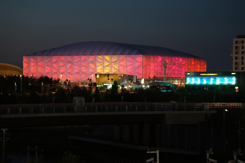 filebasketball arena london at nightjpg wikimedia commons