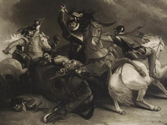 Battle of Zutphen 1586