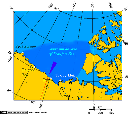 the beaufort sea dispute Disputes - international: managed maritime boundary disputes with the us at dixon entrance, beaufort sea, strait of juan de fuca, and the gulf of maine, including the disputed machias seal island and north rock canada and the united states dispute how to divide the beaufort sea and the status of the northwest passage but continue to work cooperatively to survey the arctic continental shelf.