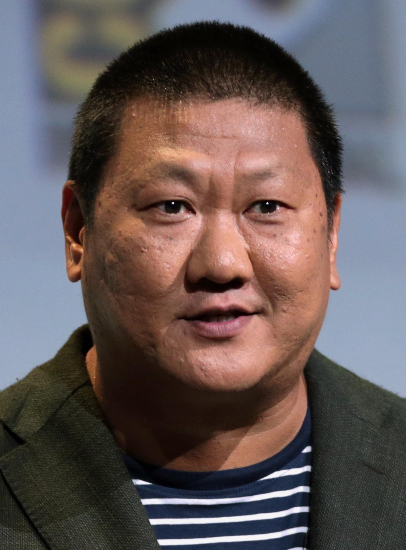 Benedict Wong Wikipedia