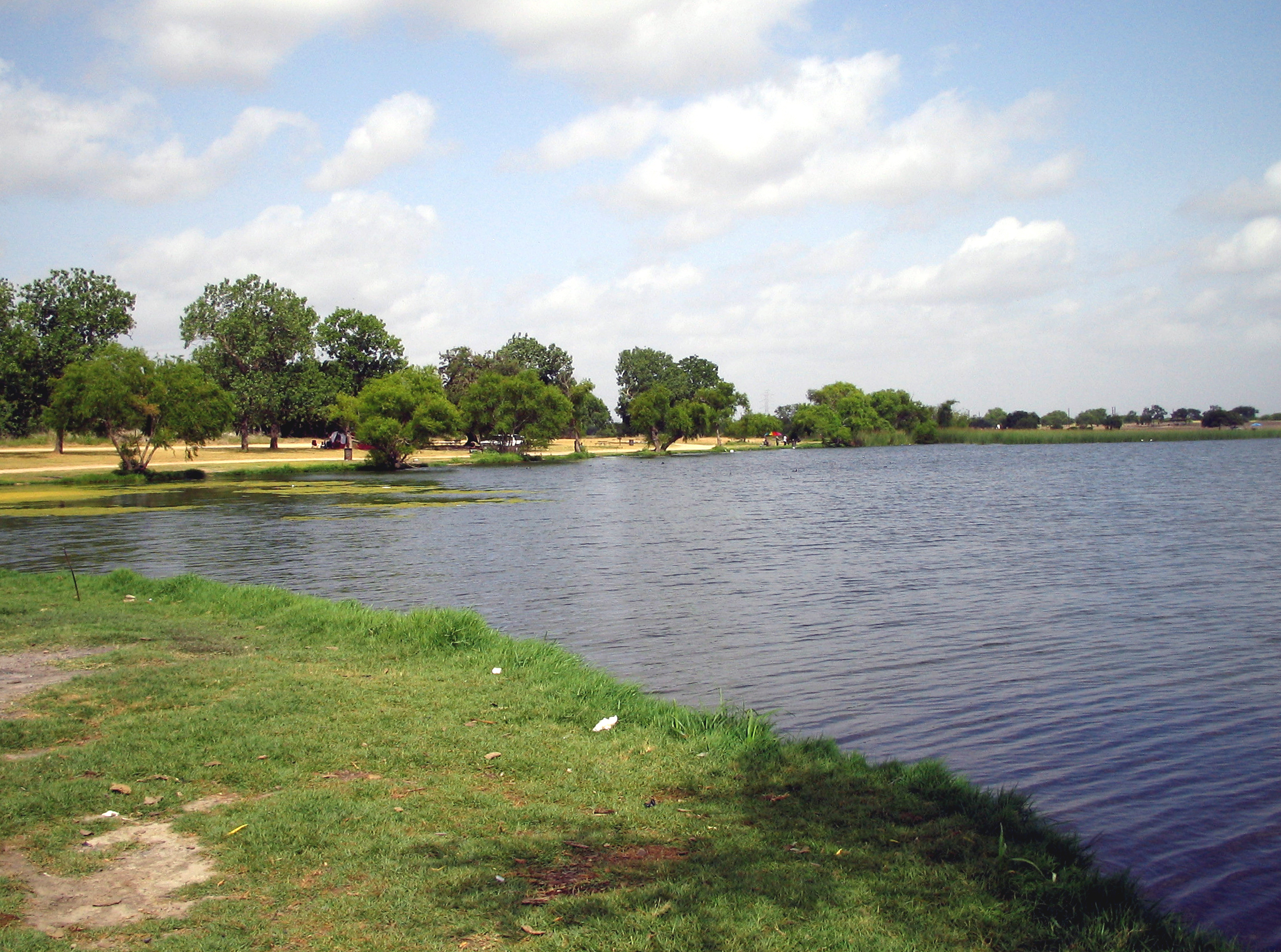 File Braunig Lake Tx Kmf Jpg Wikimedia Commons