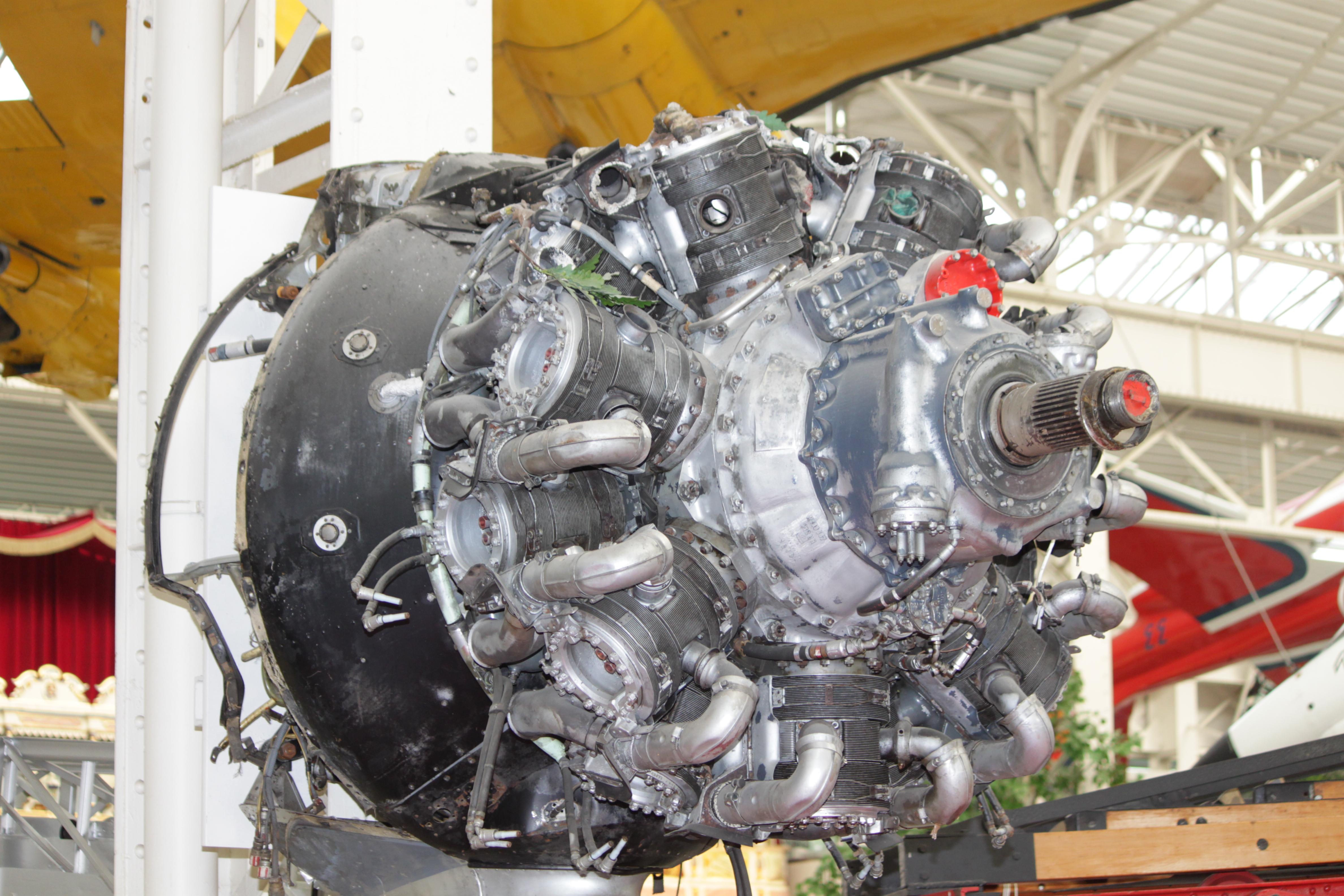 Bristol Aircraft Engines
