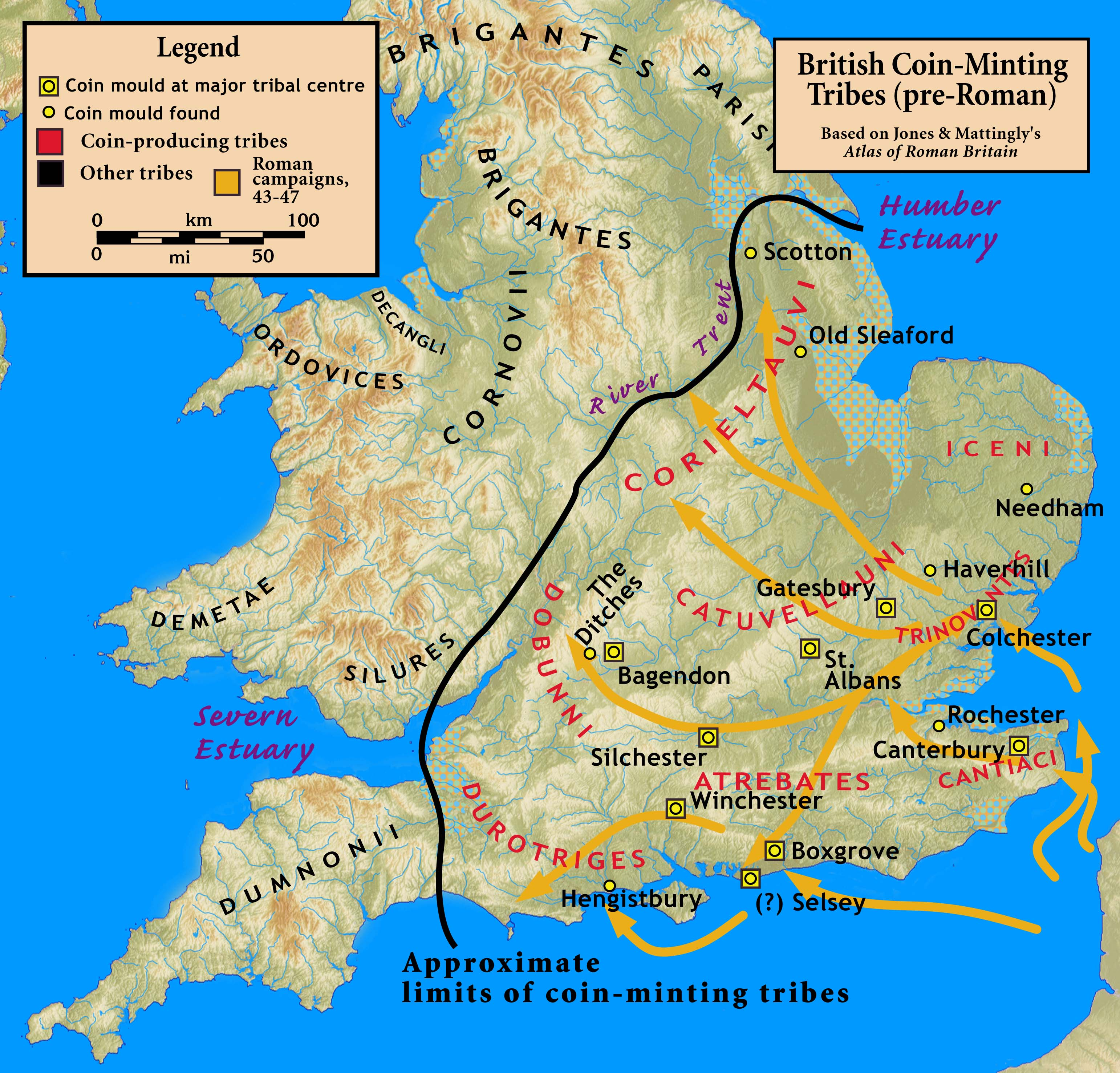 the occupation of britain by the romans The roman conquest of britain was a gradual process roman occupation was withdrawn to a line subsequently established as one of the limes of the empire.