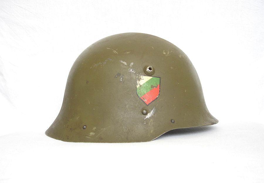 Helmet Side View File:bulgarian M36 Helmet Side