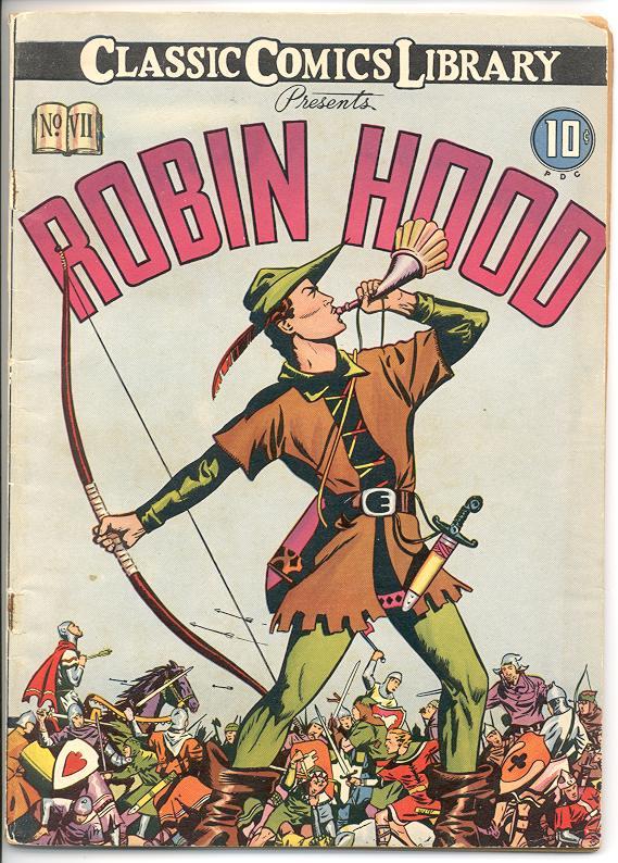 Robin Hood Book Pdf