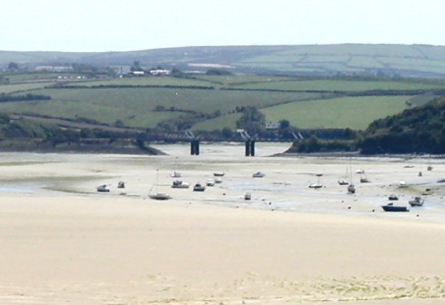 Camel Trail, Padstow - geograph.org.uk - 29535