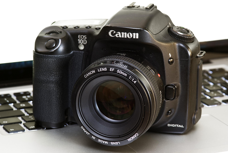 Canon EOS 10D - Wikipedia