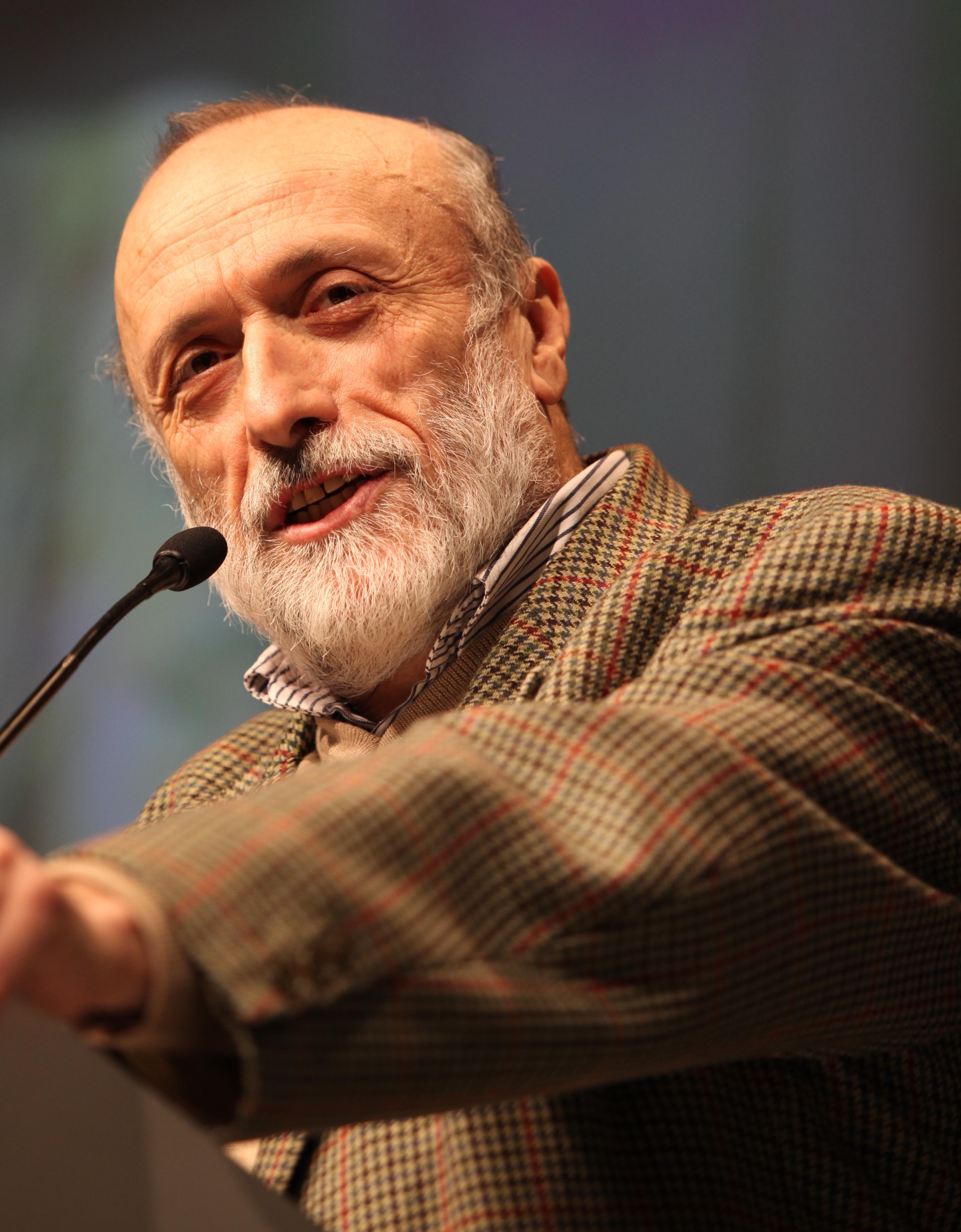 Carlo Petrini at Identità Golose Conference  2010