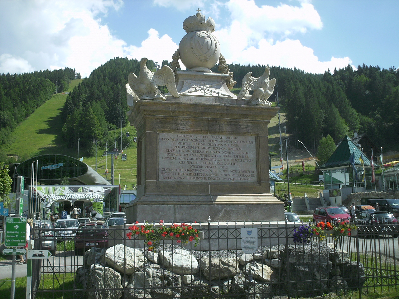 Semmering Travel Guide At Wikivoyage