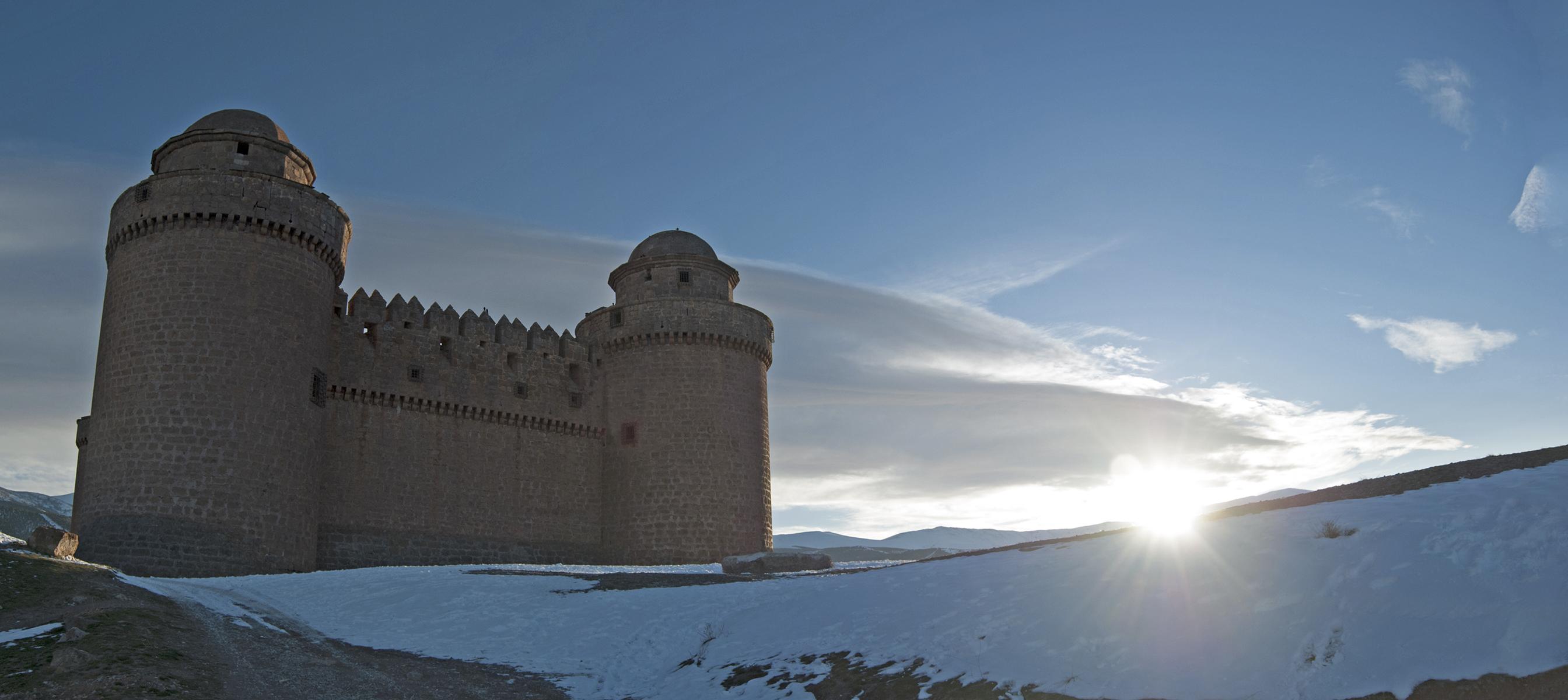Castillo de la calahorra granada fotos 14