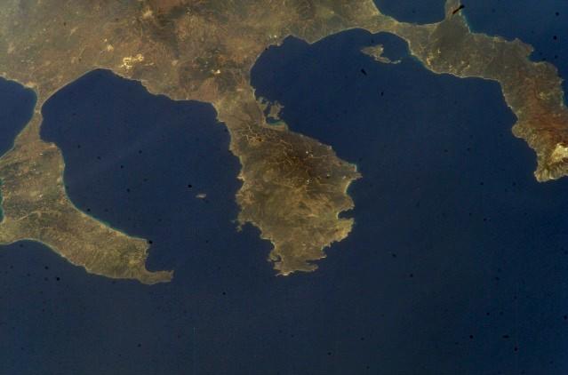 File Chalcidice Peninsulas Of Pallene Sithonia And Mount