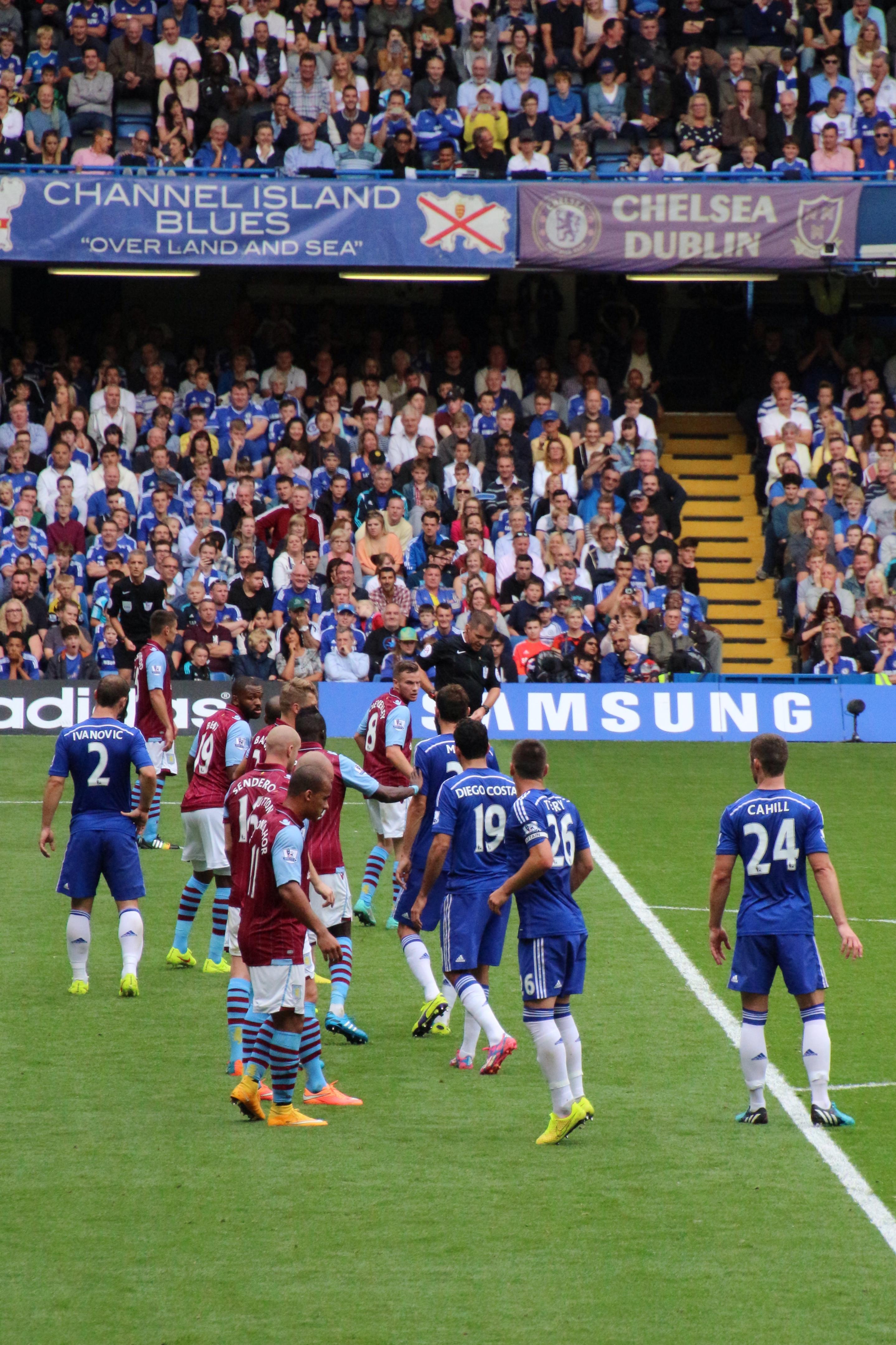 Aston Villa Match Free Parking
