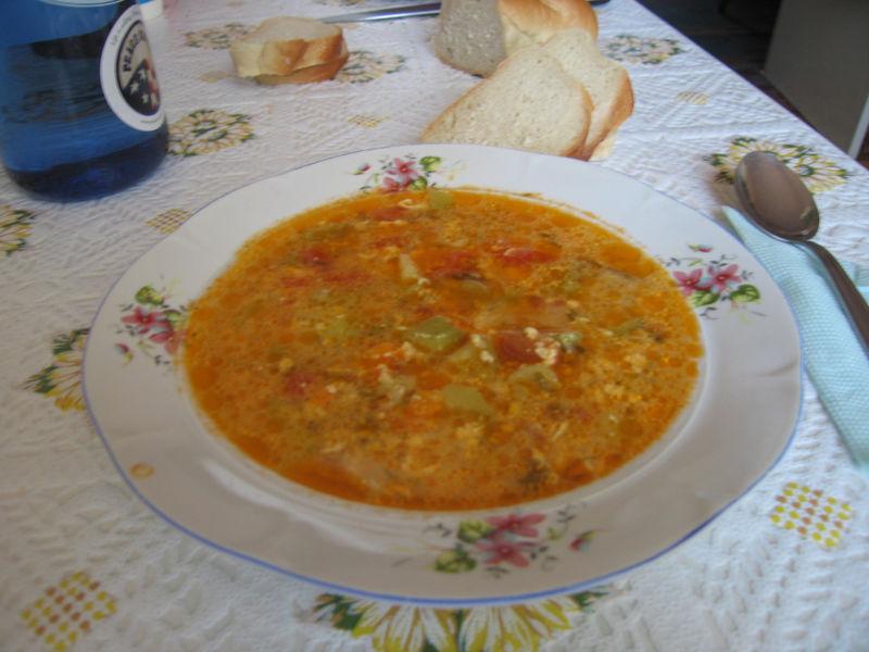 Ciorba - sopa